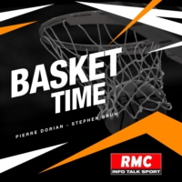 Logo of the podcast Basket Time - Episode 5