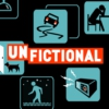 Logo of the podcast UnFictional