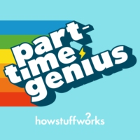 Logo of the podcast Part-Time Genius