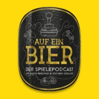 Logo of the podcast Auf ein Bier von Gamespodcast.de