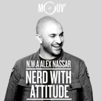Logo of the podcast N.W.A : Nerd With Attitude