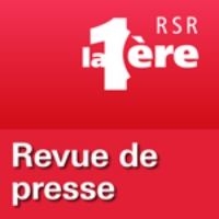 Logo of the podcast La presse - Par Dominique Choffat et Esther Coquoz - 24.01.2017