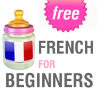 Logo of the podcast French for Beginners - DailyfrenchPod