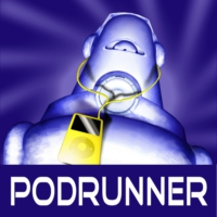 Logo of the podcast PODRUNNER: Workout Music