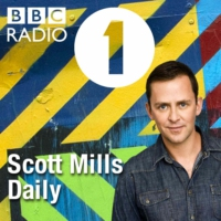 Logo du podcast BBC Radio 1 - Scott Mills Daily