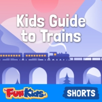 Logo of the podcast Kids Guide to Trains