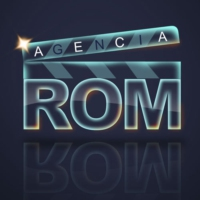 Logo of the podcast Agencia ROM
