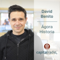 Logo du podcast Manuel Romera, director del sector financiero del Instituto de Empresa analiza la posible operación…