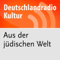 "Logo of the podcast Buchreihe ""Europa in Israel"" - In der Sprache der Täter"