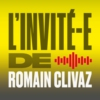 Logo of the podcast L'invité-e de Romain Clivaz - La 1ere