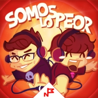 Logo of the podcast Somos lo Peor
