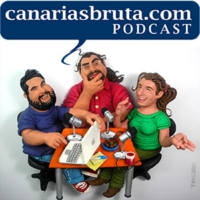 Logo of the podcast podcast canariasbruta.com