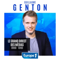 Logo du podcast Le grand direct des médias – Guillaume Genton – 25/08/17