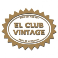 Logo of the podcast El Club Vintage - Sunset Riders