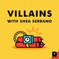 Logo of the podcast Villains