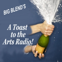 Logo of the podcast A Toast to the Arts