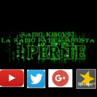 "Logo of the podcast KIBOY93 ""REGGINA vs MATERA PRE-PARTITA"""