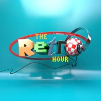 Logo of the podcast The Retro Hour (Retro Gaming Podcast)