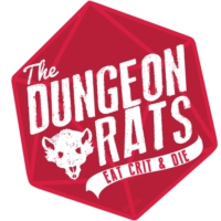 Logo of the podcast The Dungeon Rats