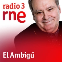 Logo of the podcast El ambigú - Iván Zulueta, pop star - 09/07/10