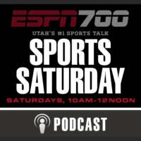 Logo of the podcast Sports Saturday