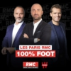 Logo du podcast Les Paris RMC 100% Foot