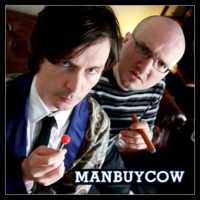 Logo of the podcast ManBuyCow Series THREE is available NOW