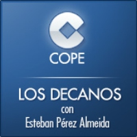 Logo du podcast Cadena COPE - Podcast de Los Decanos
