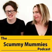 Logo of the podcast Scummy Mummies - Podcast