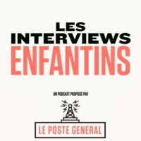 Logo of the podcast LES INTERVIEWS ENFANTINS