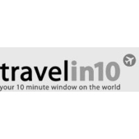 Logo of the podcast Travel in 10: 10 Minute Travel Podcast
