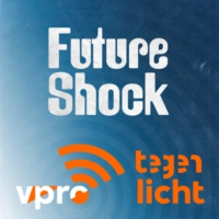 Logo of the podcast Future Shock VPRO Tegenlicht