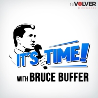 Logo du podcast IT'S TIME w/Bruce Buffer