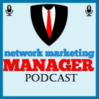 Logo of the podcast Network Marketing Manager