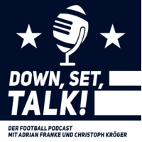 Logo du podcast Down, Set, Talk! - Der Football Podcast