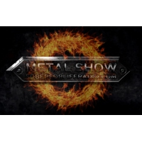 Logo of the podcast Live Metal Show