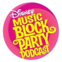 Logo of the podcast Disney Music Block Party Podcast