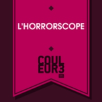 Logo of the podcast L'Horrorscope - 25.03.2016