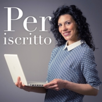 Logo of the podcast Fare book marketing con i concorsi letterari e i video virali – Carmen Laterza