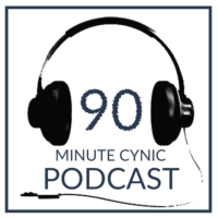 Logo of the podcast 90MinuteCynic | Football Podcast