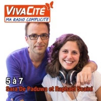 Logo of the podcast RTBF Vivacité - 5 à 7