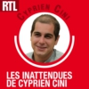 Logo of the podcast Les inattendues de Cyprien Cini