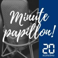 Logo du podcast Minute papillon!