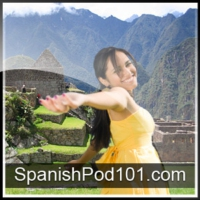 Logo of the podcast Learn Spanish in Three Minutes #6 - Numbers 1-10
