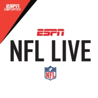 Logo of the podcast NFL Live
