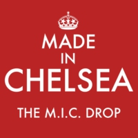 Logo of the podcast Made in Chelsea: The M.I.C. Drop