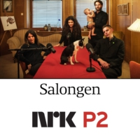 Logo of the podcast Katteelsker og sosialantropolog Unni Wikan