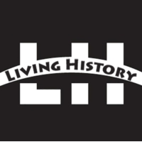 Logo of the podcast Living History