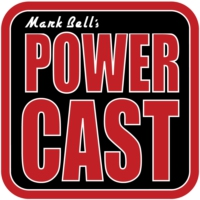 Logo of the podcast Mark Bell's PowerCast