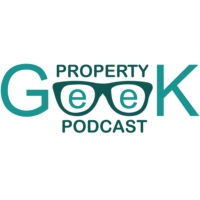 Logo of the podcast The Property Geek Podcast
